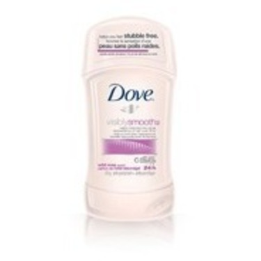 Dove Clinical Protection Visibly Smooth Wild Rose Antiperspirant