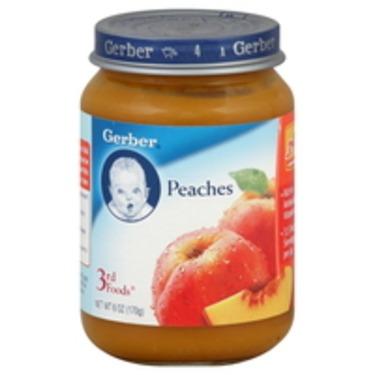 Gerber Peaches