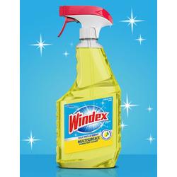 how to clean windex streaks
