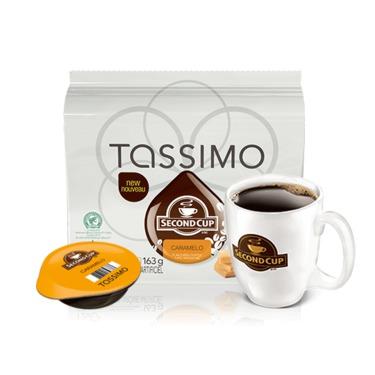Tassimo Secound Cup Caramelo
