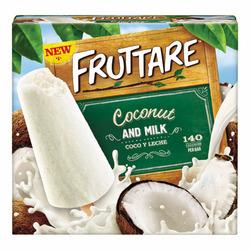 Fruttare Coconut & Milk Frozen Fruit Bar