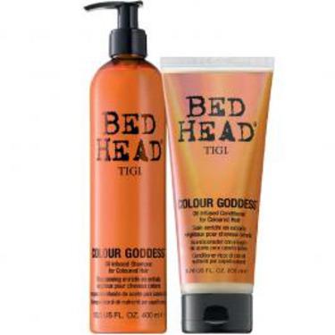Bed Head Colour Goddess Shampoo & Conditioner