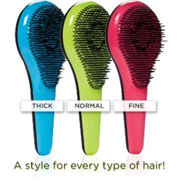 Michel Mercier Professional Hairbrush