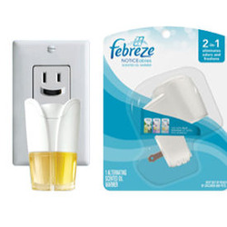 Febreze NOTICEables Dual Scented Pluggable Air Freshener