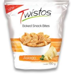 Twistos Asiago Baked Snack Bites
