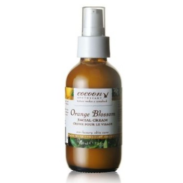 Orange Blossom Facial Cream (oily skin)