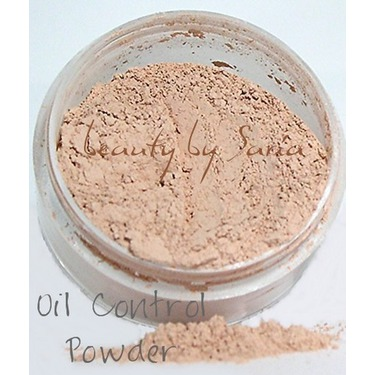 Beauty By Saria: Oil Control Powder