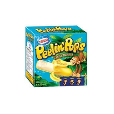 Nestle Peelin' Pops