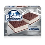 Klondike Vanilla Ice Cream Sandwich