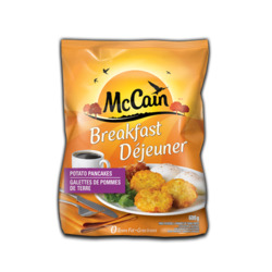 McCain Breakfast Potato Pancakes