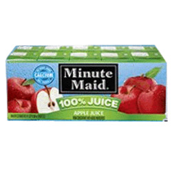 Minute Maid Juice Boxes