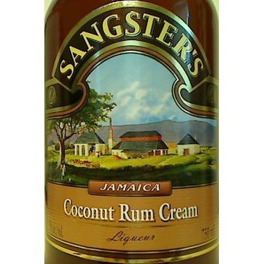 Sangster's Coconut Rum Cream