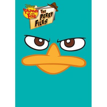Phineas and Ferb The Perry Files 2-Disc Set