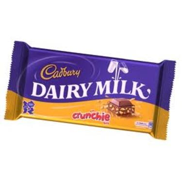 Cadbury Dairy Milk Crunchie