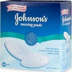 Johnson's Disposable Nursing Pads