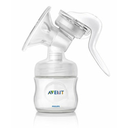 "Philips Avent ""Natural"" manual breast pump"