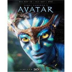 Avatar (3D Blu-ray Combo)