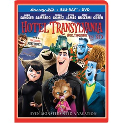Hotel Transylvania (3D Blu-ray Combo)