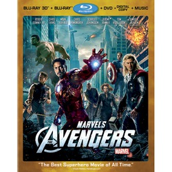 The Avengers (3D Blu-ray Combo)