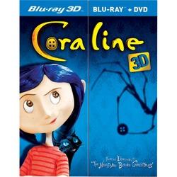 Coraline (3D Blu-ray Combo)