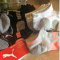 Puma Ladies Ankle Socks