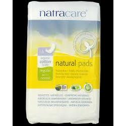 NatraCare Cool Comfort Regular Pads