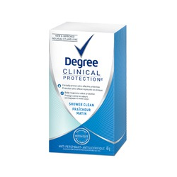 Degree® Women Clinical Protection Shower Clean Antiperspirant Stick