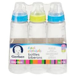 Gerber First Essentials Bottles