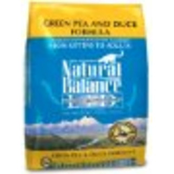 Natural Balance® L.I.D. Limited Ingredient Diets Green Pea & Salmon Dry Formula