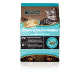 EVO Herring & Salmon Formula Cat & Kitten Food
