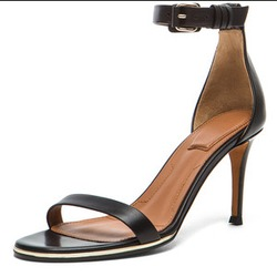 Givency Nadia Leather Sandal