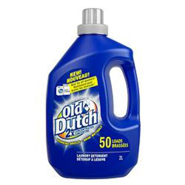 Old Dutch 2X Concentrated Laundry Detergent
