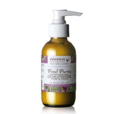 Petal Purity Exfoliating Facial Cleanser