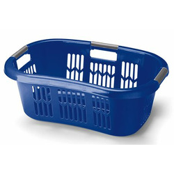 Rubbermaid Hip Hugging Laundry Basket