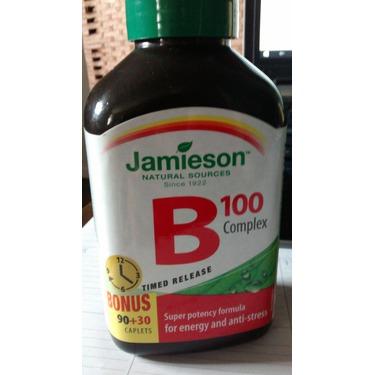 Jamieson Vitamin B Tablets