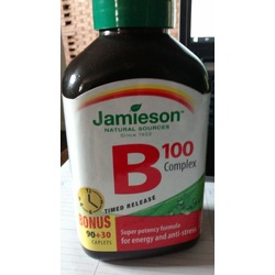 Jamieson Vitamin B Tablets