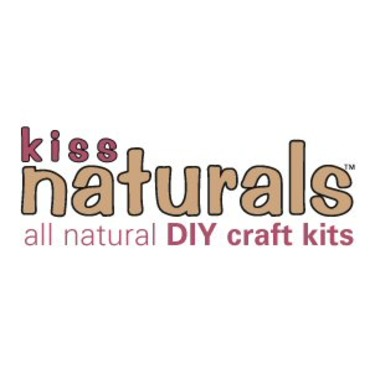 Kiss Naturals Lip Balm DIY All Natural Craft Kit