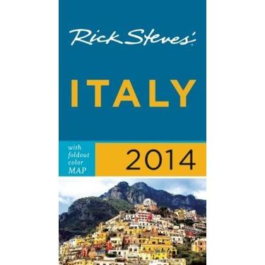 Rick Steve's Italy 2014 Guide Book