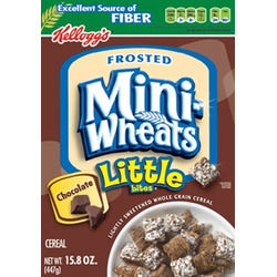 Kellogg's Mini Wheats Little Bites