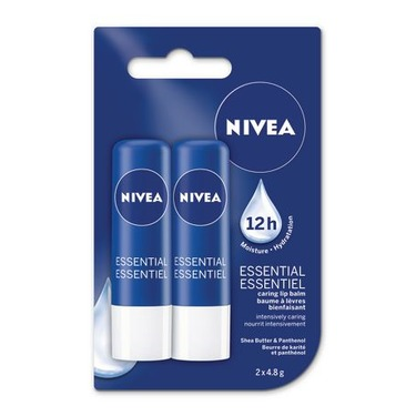 NIVEA Essential Lip Balm