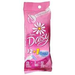 gillette daisy razors