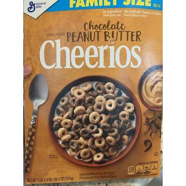 Cheerios Peanut Butter