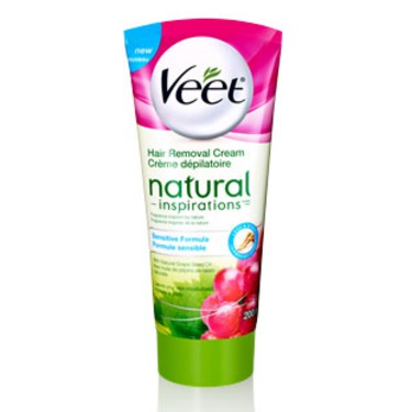 Veet Natural Inspirations Hair Removal Cream Reviews In Hair