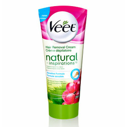 Veet Natural Inspirations Hair Removal Cream