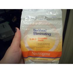 Neutrogena Blackhead Eliminating Pads