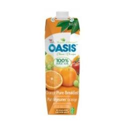 Oasis Pure Orange Breakfast Juice