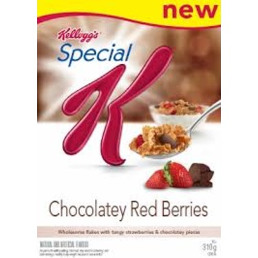Special K Chocolatey Red Berries