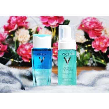 Vichy Pureté Thermale Waterproof Eye Make-up Remover