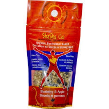 ShaSha.co Buckwheat snacks