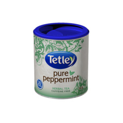 Tetley Pure Peppermint Tea